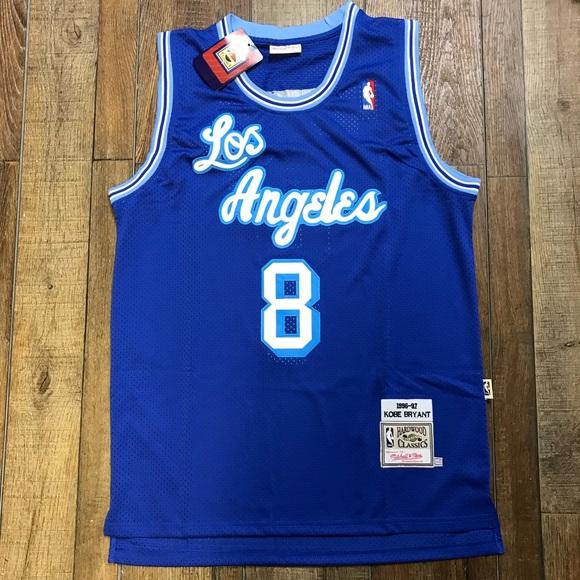 separation shoes 1df07 0ed4e NWT Kobe Bryant LA Lakers Vintage NBA Jersey NWT